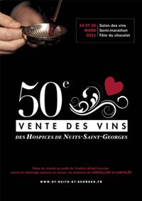 Affiche 50è vente